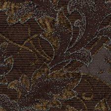 Blue Mocha Decorator Fabric by RM Coco