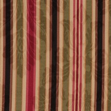 Pink Stripes Decorator Fabric by RM Coco