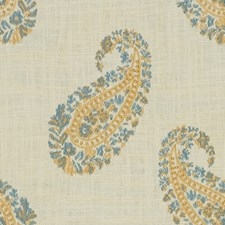 Sallie-Federal Paisley Decorator Fabric by Kravet