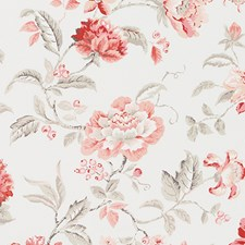 Geranium Floral Large Decorator Fabric by Duralee