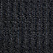 Blue/Black Decorator Fabric by Scalamandre
