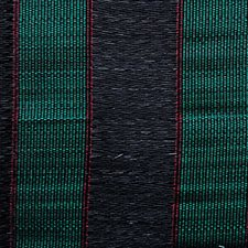 Green/Black/Red Decorator Fabric by Scalamandre