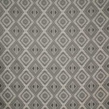 Charcoal Ethnic Decorator Fabric by Pindler