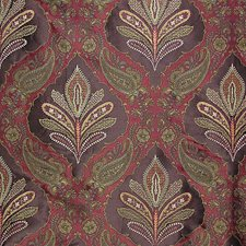 Crimson Ganache Decorator Fabric by Scalamandre