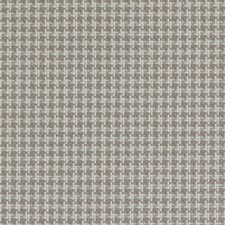 Jute Houndstooth Decorator Fabric by Duralee