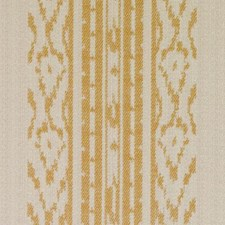 Natural/Gold Ethnic Decorator Fabric by Duralee
