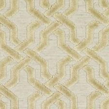 Vanilla Geometric Decorator Fabric by Duralee