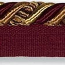 Cord With Lip Bordeaux Trim by Kravet