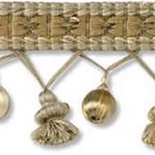 Tassel Fringe Oyster Trim by Kravet