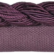 Cord With Lip Aubergine Trim by Kravet
