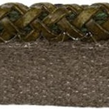 Cord With Lip Sage Trim by Kravet