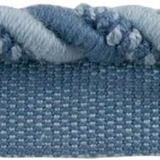 Cord With Lip Indigo Trim by Kravet