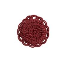 Button Ruby Trim by Brunschwig & Fils