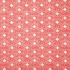 Coral Print Decorator Fabric by Pindler