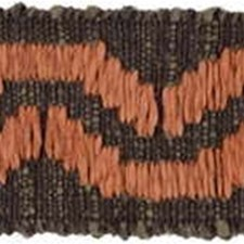 Braids Rust Trim by Groundworks
