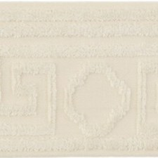 Braids White/Ivory Trim by Lee Jofa