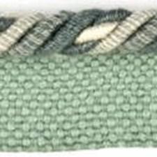 Stripes Aqua Trim by Baker Lifestyle