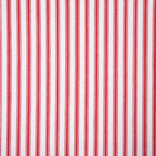 Red Stripe Decorator Fabric by Pindler