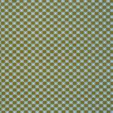Valentyne Silk-Seaglas Check Decorator Fabric by Lee Jofa