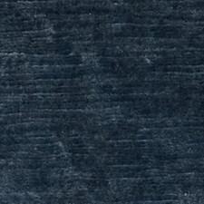 Midnight Blue Decorator Fabric by Scalamandre