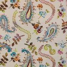 Sea Coral Decorator Fabric by RM Coco