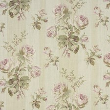 Lilac Decorator Fabric by Ralph Lauren