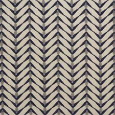 Beige/Midnight Contemporary Decorator Fabric by Groundworks