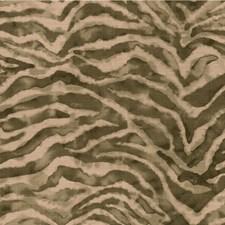 Brown/Beige/Camel Animal Skins Decorator Fabric by Kravet