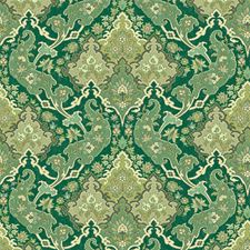 Forest Green Print Wallcovering by Cole & Son Wallpaper
