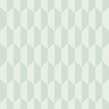 Fresh Duck Egg Wallcovering by Cole & Son