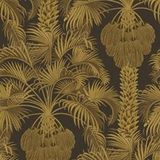 Charcoal/Gold Botanical Wallcovering by Cole & Son Wallpaper