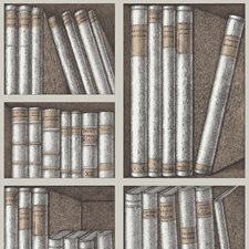 Stone/Linen Print Wallcovering by Cole & Son Wallpaper