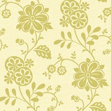 Green Transitional Wallpaper Wallcovering by Brewster