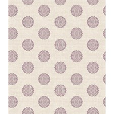 Purple Medallion Wallcovering by Brewster