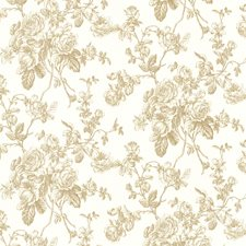 Gold Wallcovering by Brewster