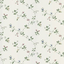Burgundy Traditional Wallpaper Wallcovering by Brewster