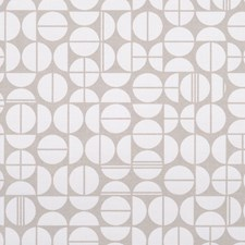 Daybreak Taupe On White Japanese Paper Weave Wallcovering by Phillip Jeffries Wallpaper
