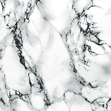 346-0047 Grey And Black Marble Adhesive Film by Brewster