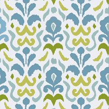 Turquoise Lime Global Wallcovering by Stroheim Wallpaper