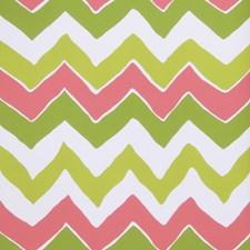 Green Pink Geometric Wallcovering by Stroheim Wallpaper