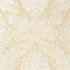 Taupe Wallcovering by F Schumacher Wallpaper