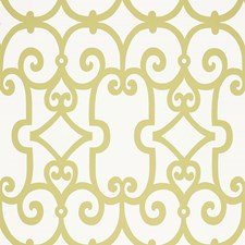 Aloe Wallcovering by Schumacher Wallpaper