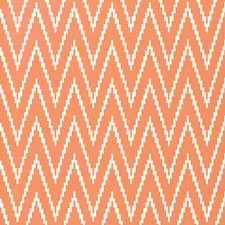 Terra Cotta Wallcovering by Schumacher Wallpaper