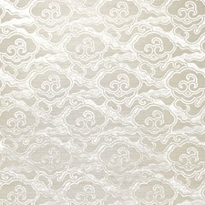 Fog/Chalk Wallcovering by Schumacher Wallpaper