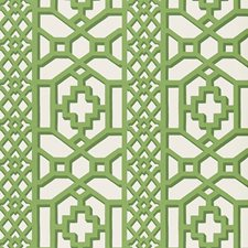 Jade Wallcovering by Schumacher Wallpaper