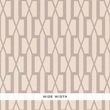 Lilac Wallcovering by Schumacher Wallpaper