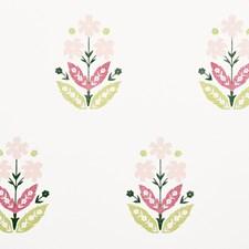 Spring Wallcovering by Schumacher Wallpaper