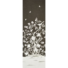 Noir Wallcovering by Schumacher