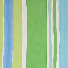 Blue/Green/Multi Transitional Wallcovering by JF Wallpapers