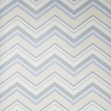 Slate Chevron Wallcovering by Fabricut Wallpaper